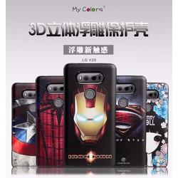 Ốp Lưng Mycolor 3D Iron Man cho LG V20