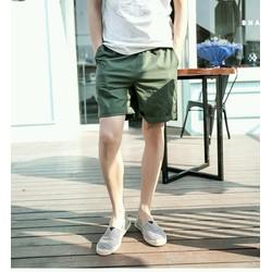 Quần Short nam thời trang kiểu dáng năng động phong cách Hàn Quốc