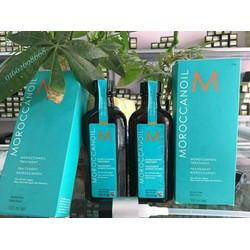 Tinh dầu dưỡng tóc MOROCCANOIL TREATMENT ORIGINAL 100ml bản xách tay