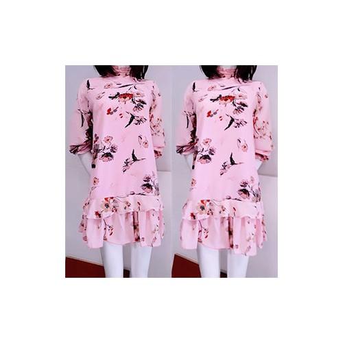 Đầm Oversize Họa Tiết_GS140 - 3448