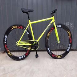xe đạp không phanh