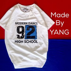 Áo thun Modern Dance 92