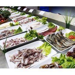 Buffet lẩu nướng tại Nhà hàng Lẩu Hội Quán  Vincom Time City