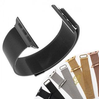 Dây đồng hồ lưới thép khóa nam châm hít for AWatch size 38 - 40 - 42 - 44 - MS D1708 - D1708 thumbnail