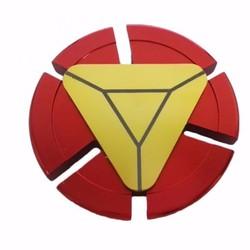 Spinner Iron Man Nhựa Cứng PVC - Stress spinner fidget