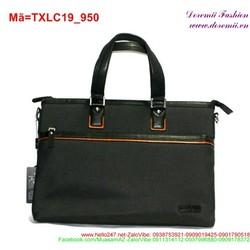 Túi xách laptop phối viền cam thiết kế nổi bật sang trọng TXLC19