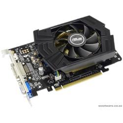 ASUS GTX 750TI 2G DDR5 chơi gata 5 - GTX750TI-PH-2GD5