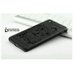 Ốp lưng Xiaomi Redmi 4A chống sốc hoa văn