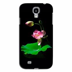 Ốp lưng Samsung Galaxy S4 - Hoa Sen