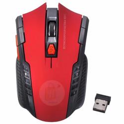Chuột không dây game thủ X7500 màu Đỏ