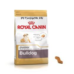 ROYAL CANIN - BULLDOG JUNIOR CHO CHÓ BULLDOG DƯỚI 12 THÁNG 1Kg