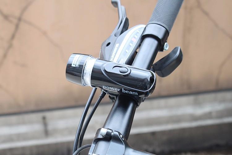 Đèn pin gắn xe đạp 3