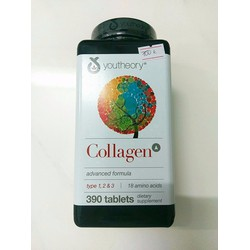 Collagen Advanced Type 1,2,3 Youtheory