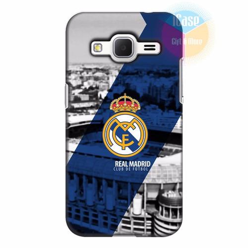 Ốp lưng Samsung Galaxy Core Prime in hình CLB Real Madrid