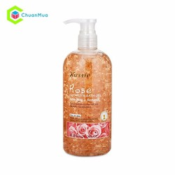 Sữa tắm Kustie Pháp 750ml Rose Hoa Hồng - MPA072-M0177