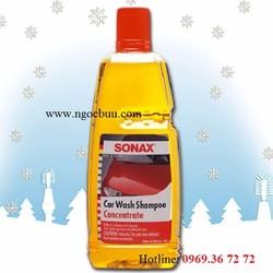 Nước rửa xe Sonax đậm đặc! SONAX 314300 1000ml