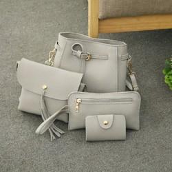 Túi xách nữ thời trang, kiểu dáng nữ tính, phong cách xinh xắn