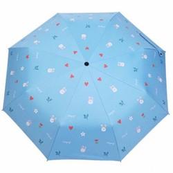 Ô dù che mưa chống nắng chống tia cực tím