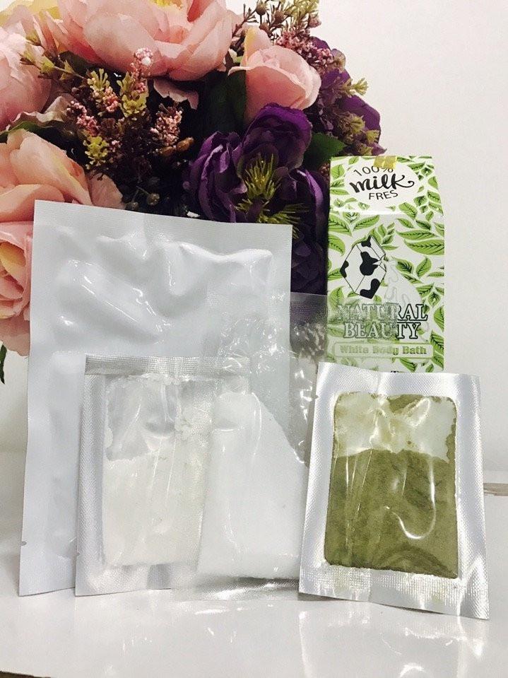 sữa dưỡng bò trà xanh 2