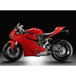 Xe mô hình Ducati 1199