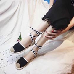 Sandal Dọ quấn cổ
