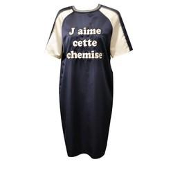Đầm suông chữ thể thao _MÕ CHU SHOP