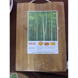 Thớt gỗ trúc 24 x 34 cm
