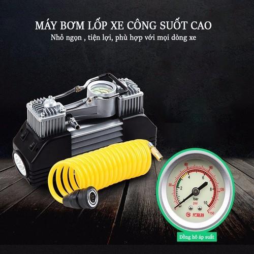 Máy bơm lốp xe ô tô đa năng và bộ phụ kiện chăm sóc lốp xe - 7803650 , 6132904 , 15_6132904 , 1120000 , May-bom-lop-xe-o-to-da-nang-va-bo-phu-kien-cham-soc-lop-xe-15_6132904 , sendo.vn , Máy bơm lốp xe ô tô đa năng và bộ phụ kiện chăm sóc lốp xe