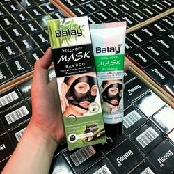 Mặt nạ Balay peel off  mask gold