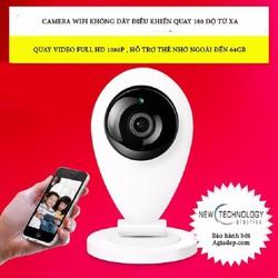 Camera wifi, an ninh, giám sát yoosee loại nhỏ siêu nét HD 1080