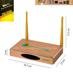 Android Tivi Box AN-3050 - 2GB RAM - Thẻ Clip TV 200K