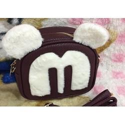 Túi đeo M sành điệu Mẫu mới