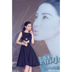 Đầm Xòe Xếp Ly Xinh Như Angela Baby