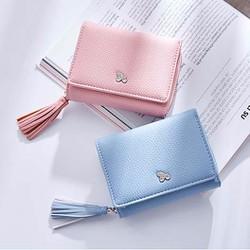 Bóp ví nữ thời trang Weichan chính hãng 577-2