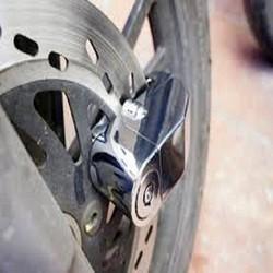 Khóa đĩa báo động chống trộm xe máy