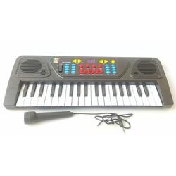 Đàn Organ melody mixing kèm micro cho bé