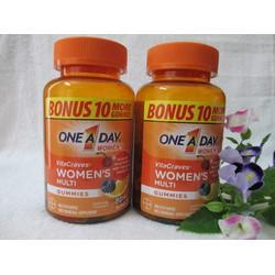 Kẹo Vitamin One A Day Women's USA