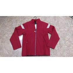 Áo khoác đỏ đô