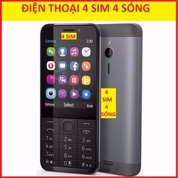điện thoại 4 sim 2 thẻ nhớ điện thoại 4 sim 2 thẻ nhớ