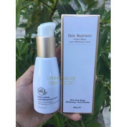 Kem dưỡng trắng da Skin Nutrient Perfect White Laser Whitening Cream