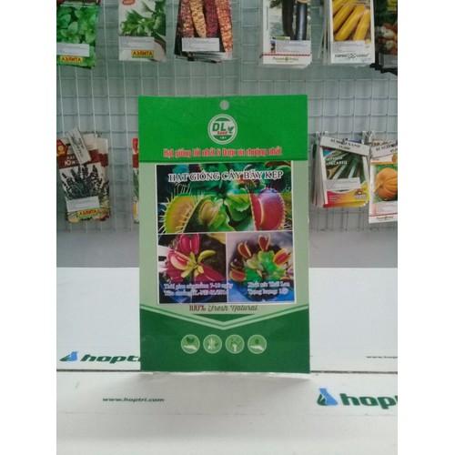 Bộ hạt giống cây bẫy kẹp gồm 3 sản phẩm