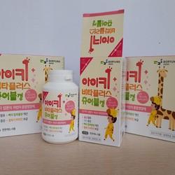 Vitamin phát triển chiều cao cho trẻ trên 3 tuổi