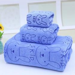 Bộ 3 khăn tắm,khăn mặt, khăn lau