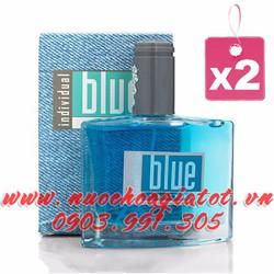 COMBO 2 CHAI NƯỚC HOA NỮ AVON BLUE INDIVIDUAL FOR HER 50ML