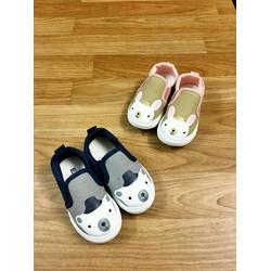 Giày slip on xinh xắn cho bé gái và bé trai