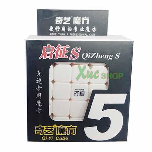 Rubik 5x5 không viền - QiYi QiZheng S Stickerless 5x5x5 - 10412252 , 6138359 , 15_6138359 , 110000 , Rubik-5x5-khong-vien-QiYi-QiZheng-S-Stickerless-5x5x5-15_6138359 , sendo.vn , Rubik 5x5 không viền - QiYi QiZheng S Stickerless 5x5x5