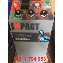 Máy thông rửa và thay dầu hộp số tự động