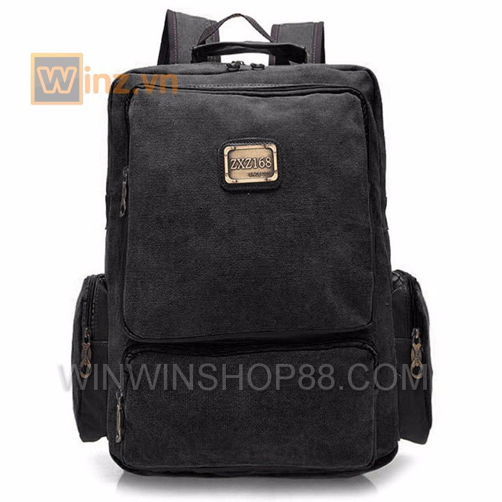 Balo thời trang cao cấp BL21 Đen cung cấp bởi Winwinshop88 6