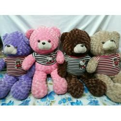 gấu bông teddy dài 85 cm