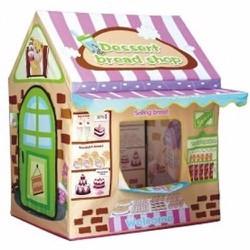 Nhà bóng cho bé tiệm bánh ngọt